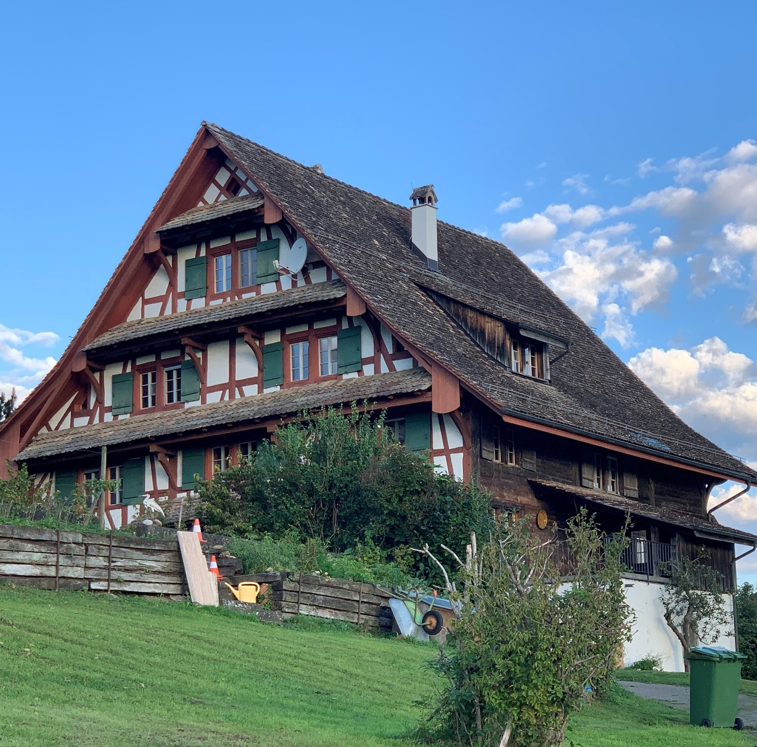PNX House in Hirzel