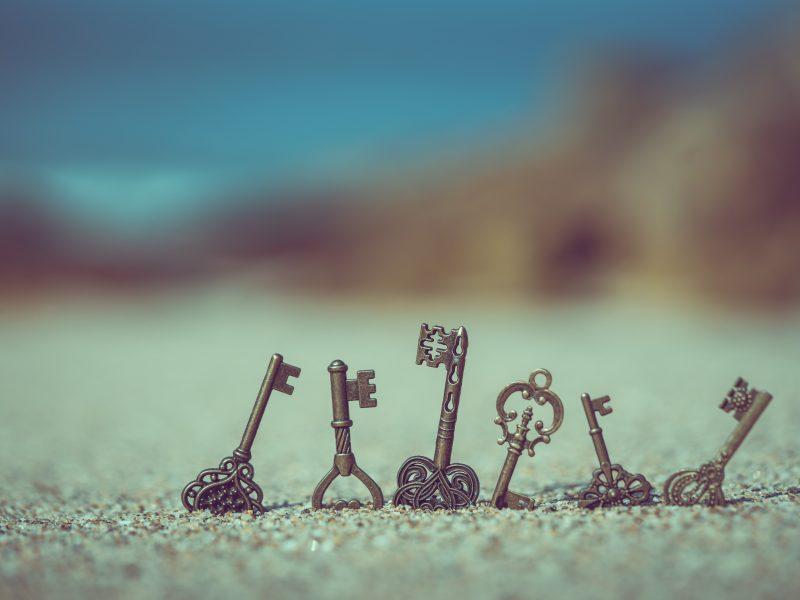 Vintage Keys Sand Beach